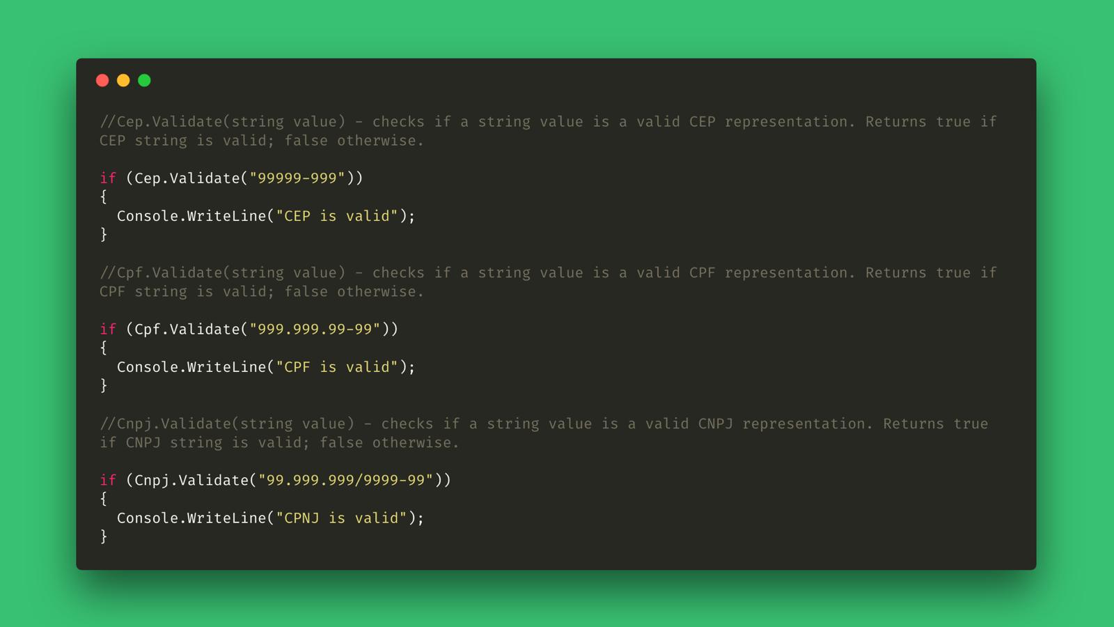 Maoli - BuiltWithDot Net